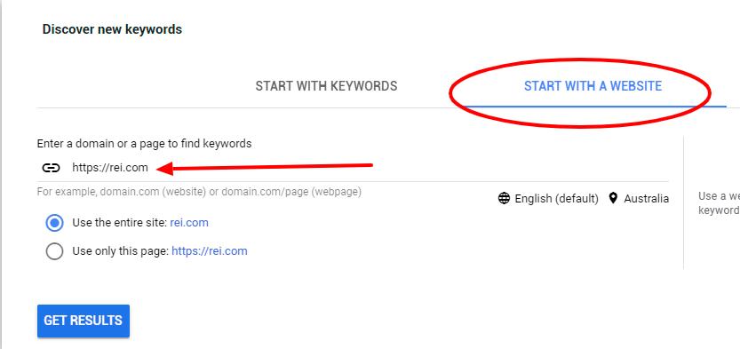 Keyword Planner - Alphawhale - Google Ads-1