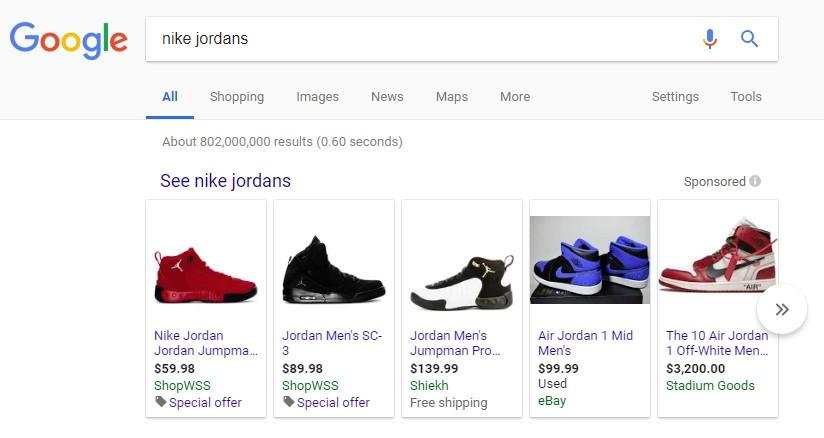 7-google-product-shopping-ads-nike-shoes-example