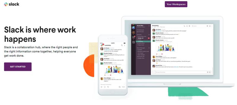 Where work happens _ Slack